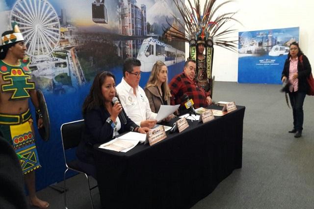 Realizan en San Andrés actividades por Festival Equinoccio de Primavera
