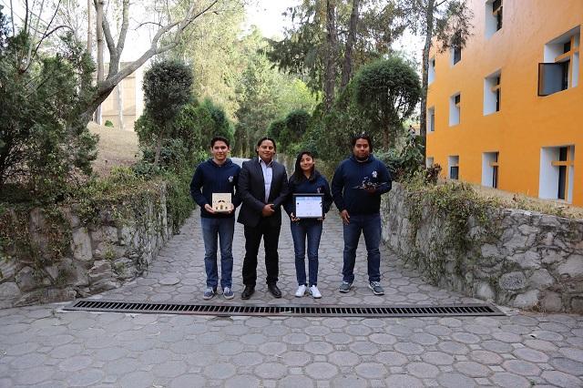 Por tercer año, drones del INAOE ganan Torneo Mexicano de Robótica