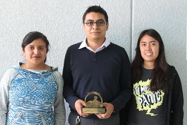 Gana equipo del ITS Tepeaca concurso nacional de Robótica