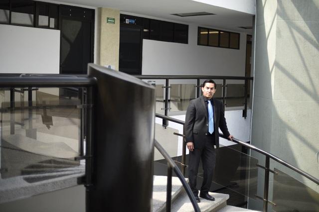 Instituto Europeo de Investigación Criminal incorpora a investigador BUAP