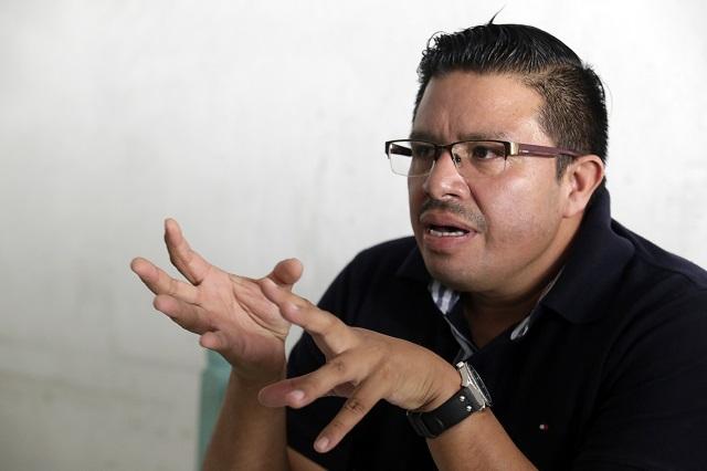 Eric Cotoñeto no descarta ir por la dirigencia de Morena