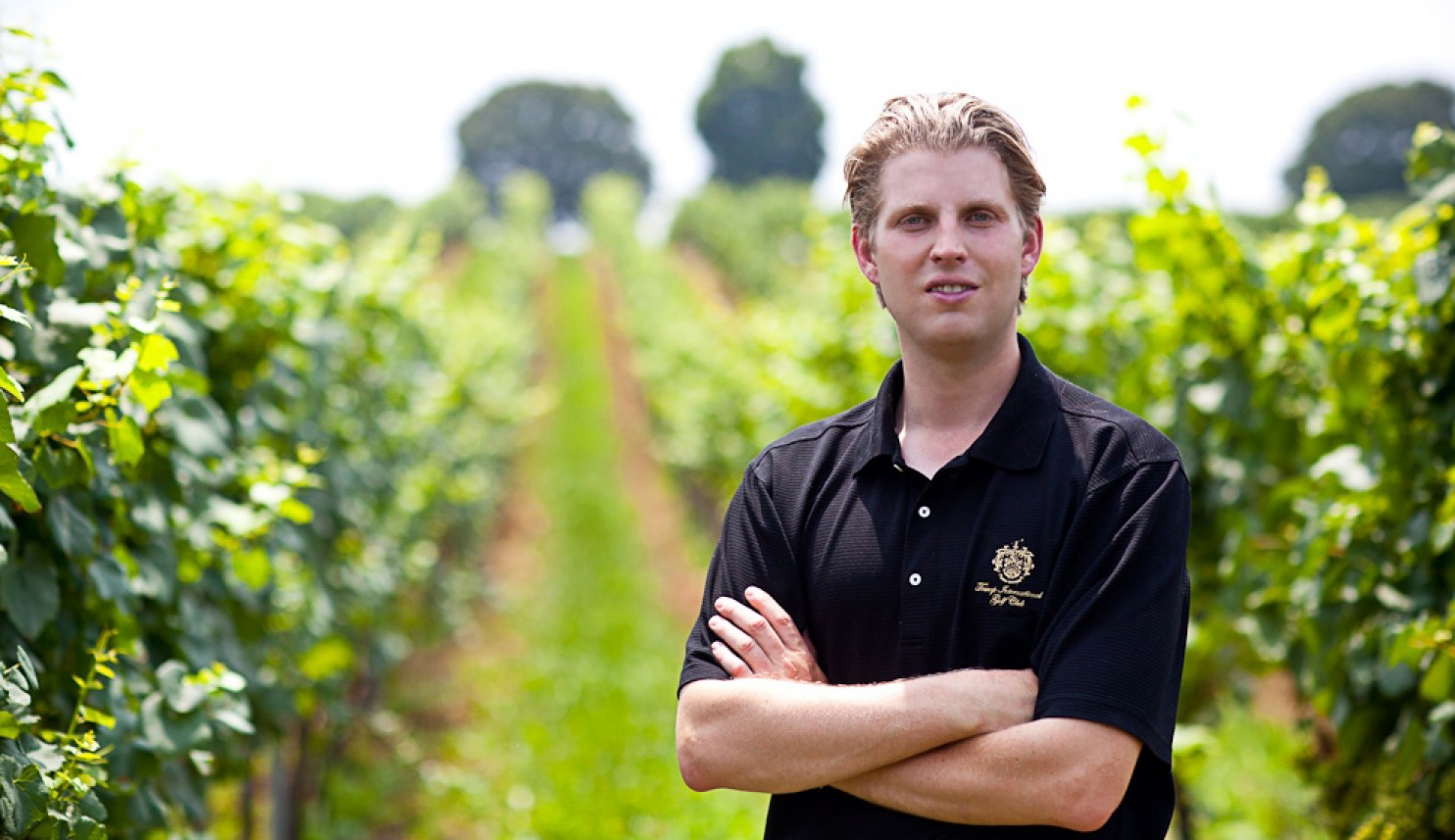 Hijo de Trump solicita inmigrantes para cultivar sus viñedos