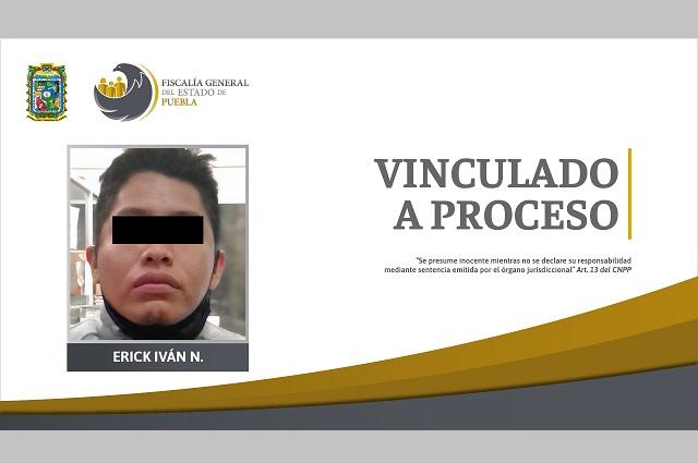 Asaltante de transporte público en Puebla, a prisión preventiva
