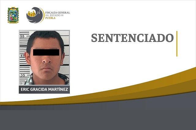 A la cárcel 25 años por violar a una menor de edad en Tehuacán