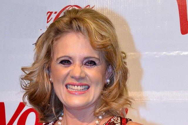 Erika Buenfil desmiente que Televisa la haya vetado