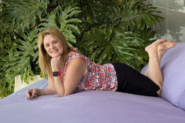 Erika Buenfil niega ser parte de nueva versión de Big Brother VIP