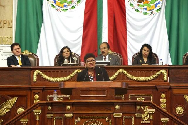 Congreso de la CDMX elimina el fuero constitucional y limita comisiones