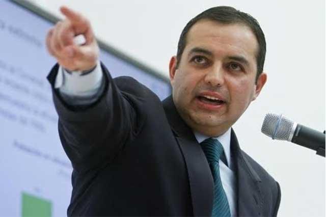 Exige Ernesto Cordero que Ricardo Anaya asuma el fracaso del 4 de junio