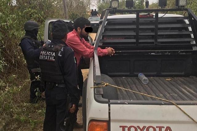 Federales capturan a El Mingo, jefe de plaza del CJNG en Minatitlán