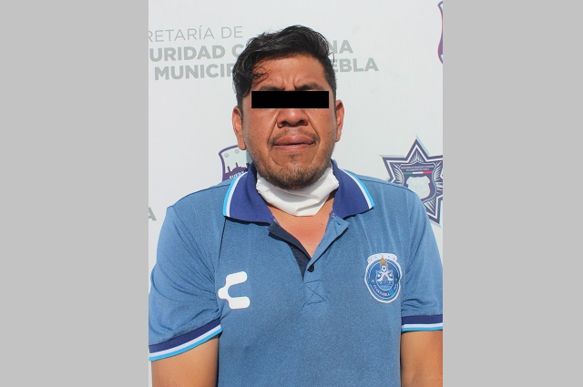 Detienen en Puebla a dos que se robaron automóviles