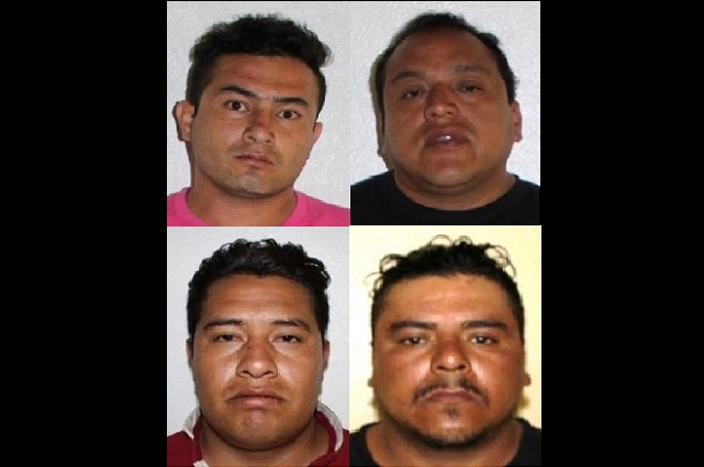 Dan 10 años de prisión a 4 hombres por robo agravado