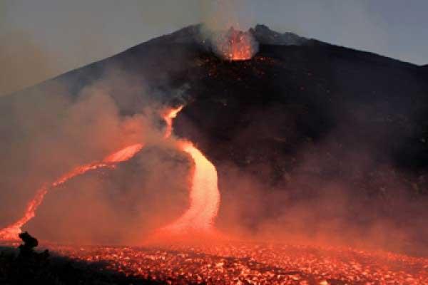 Estudio señala que erupciones volcánicas mitigan calentamiento global