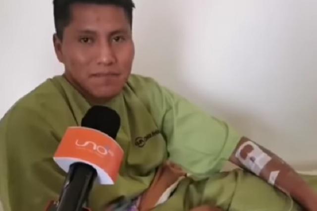 Sobreviviente de Chapecoense vuelve a salvarse ahora en accidente vial