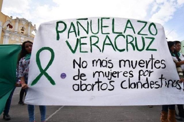 Congreso de Veracruz aprueba despenalizar el aborto
