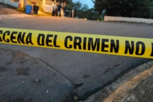 Durante intercambio de balazos policías matan a un ladrón y lesionan a otro