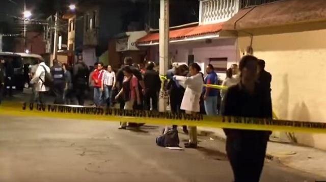 Cifras indican que en 4 meses se cometieron 521 asesinatos en la CDMX