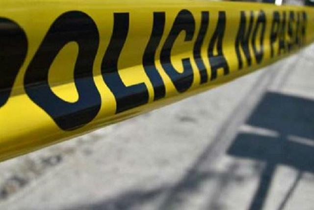 Ejecutan a balazos a un hombre en la colonia Morelos