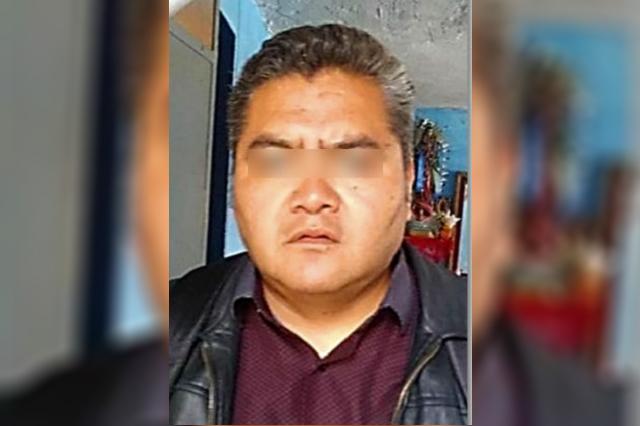 Reporta desaparecida a su madre y él mismo la asesina en Puebla
