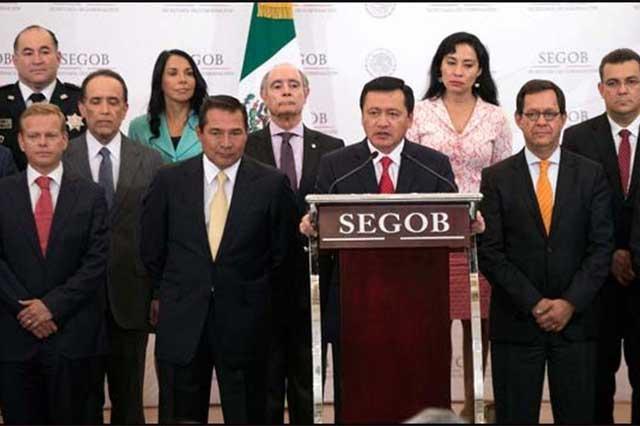 Investigación de PGR tira a Arturo Escobar de su cargo en Segob