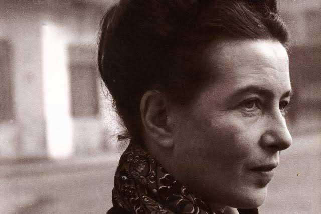 8 frases en Twitter para recordar a Simone de Beauvoir
