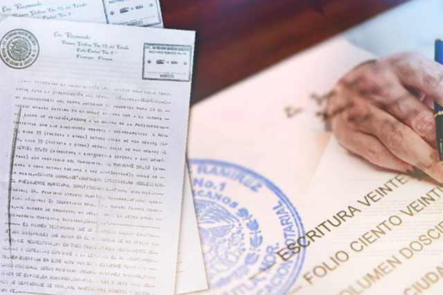 Entregó RMV 9 mil escrituras a bajo costo y 28 personas repitieron