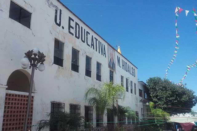 A un mes del sismo son cientos las escuelas cerradas en Puebla