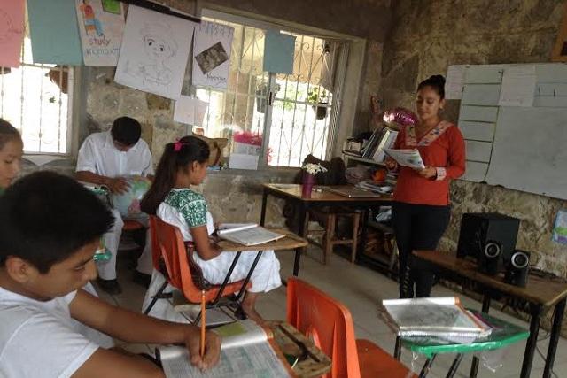 1 de cada 2 primarias poblanas, sin computadora: INEE