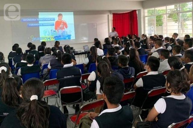 Suspenden clases en San Gabriel Chilac por caso covid