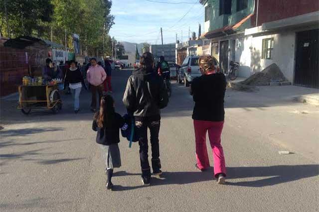 Uniformes gratis, ayuda a familias, no acción electoral: SEP