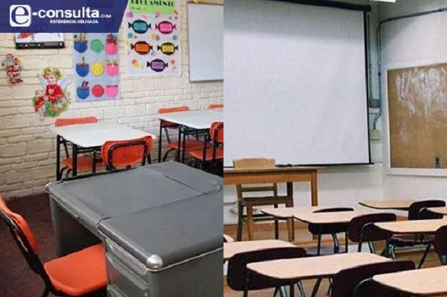 Cerrarían hasta 25% de escuelas privadas en Puebla tras Covid