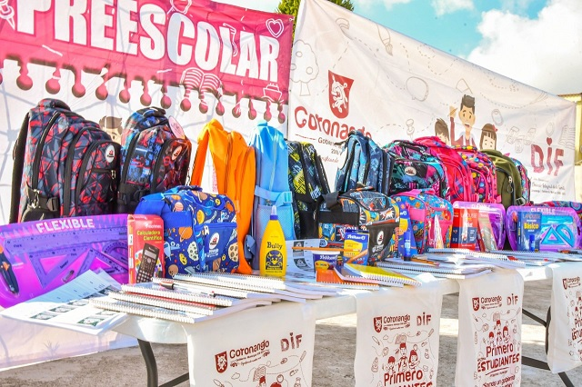 Realiza Coronango programa Primero Nuestros Estudiantes