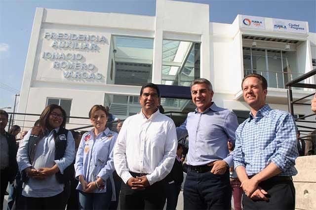 Recupera Puebla espacios públicos de calidad, señala Gali Fayad