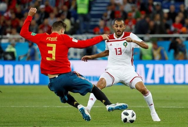 Rescata el VAR a España y con Gol de Aspas empata 2-2 con Marruecos