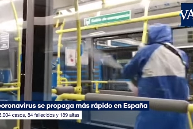 Cierran cines, bares, teatros y más por coronavirus en Madrid