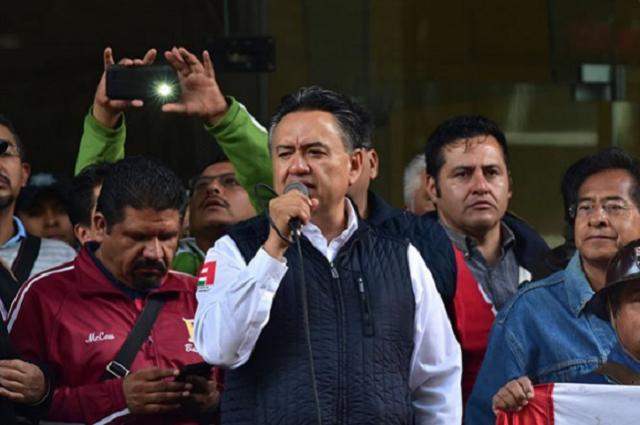 Liberan a miembros del SME detenidos en Huauchinango