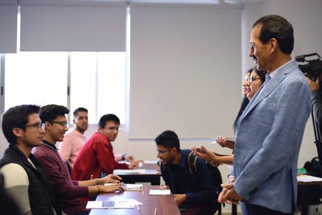Aplica BUAP examen de admisión a 46 mil 467 aspirantes