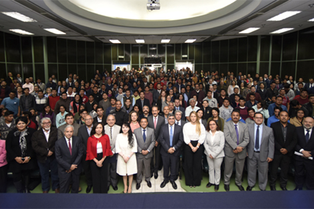 Esparza Ortiz inauguró foros para Plan de Desarrollo BUAP 2017-2021