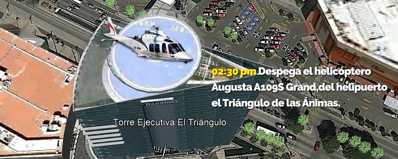 Así ocurrió el accidente que costó la vida a Alonso y Moreno Valle