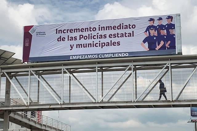 Solo hay 300 policías de 2 mil que prometió Barbosa de 'inmediato'