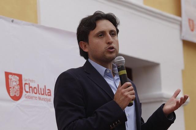 Turna TEPJF denuncia por promoción de José Juan Espinosa