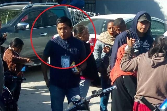 Acusan espionaje e injerencia de Morena en partido de Antorcha