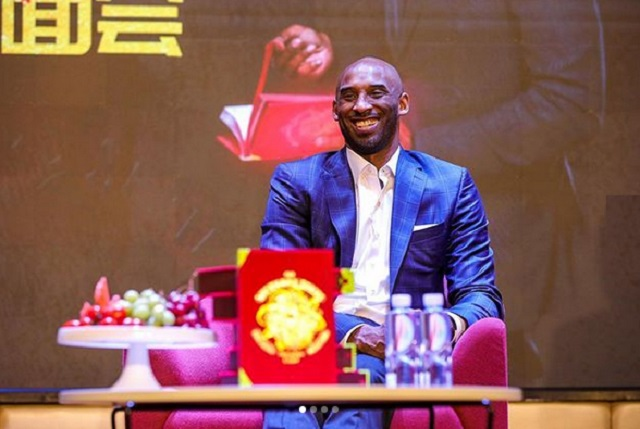 Video: Revelan momento en que esposa de Kobe Bryant recibe trágica noticia