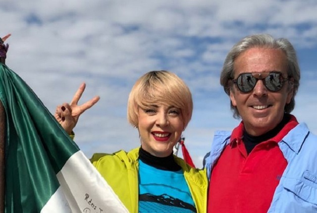 Esposo de Edith González también padece cáncer: Televisa