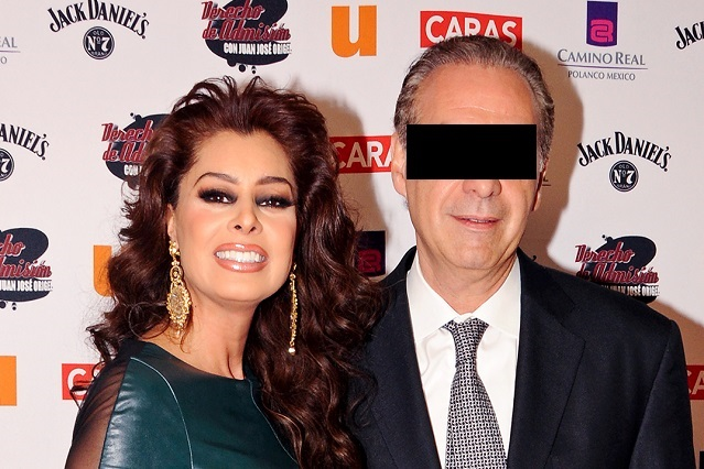 Yadhira Carrillo teme por la salud de Juan Collado en la cárcel