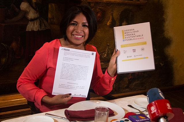 Critica Roxana Luna opacidad de la Ley de Transparencia