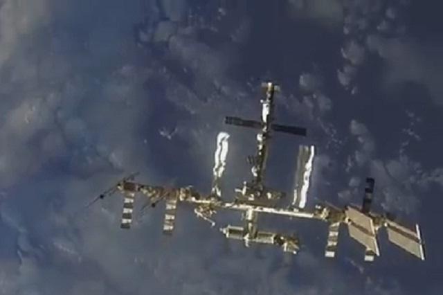 Televisión de la NASA transmitirá paseo espacial ruso