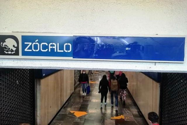 Cambian nombre a estación del Metro por aniversario de Tenochtitlan