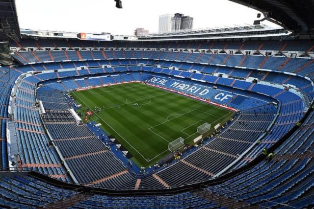 River-Boca se jugaría en el Santiago Bernabéu