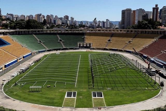 Estadio del Sao Paulo funcionará como hospital para afectados por Covid-19