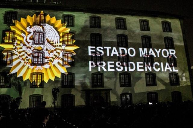 Estado Mayor Presidencial desaparecerá por austeridad, dice diputado